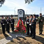 В Мясном Бору открыли памятный монумент воинам-татарстанцам