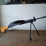 Питерский дачник хранил пулемёт