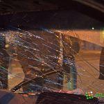 В районе Мшаги иномарка протаранила три машины. Два человека погибли