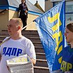 Новгородские либерал-демократы призовут на митинге «чужие изорвать мундиры о русские штыки»