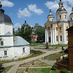 В Санкт-Петербурге можно поклониться святыням из Вышенского монастыря