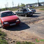 ГИБДД и прокуратура объезжают сегодня железнодорожные переезды Великого Новгорода