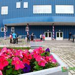 В Валдае открылся новый спорткомплекс: фоторепортаж Алексея Мальчука