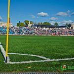 Пятый из десяти матчей третьей лиги закончился для новгородских футболистов разгромом