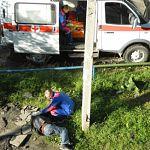 Новгородка: «Мужчина лежал в траве… пешеходы проходили мимо…»