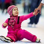 На первое катание в новом сезоне «Ледовый» пригласил беженцев из Украины