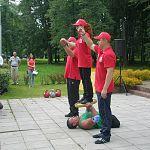 Сегодня в Великом Новгороде побывали очень сильные духом люди