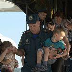 Ещё 100 беженцев с Украины прибыли в Новгородскую область