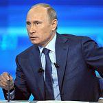 В СМИ появляются сообщения, что сегодня вечером Путин обратится к нации с экстренным заявлением
