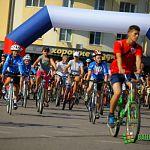 В велопробеге в Великом Новгороде приняли участие 500 человек