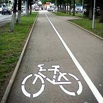 Мэрия забыла про обещанную велодорожку в разрастающемся Деревяницком микрорайоне