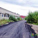 Фотофакт: участок Хутынского проезда отремонтировали незадолго до визита вице-губернатора