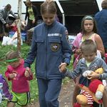 30 украинских беженцев прибыли в Новгородскую область
