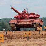 Российские танкисты стали лучшими в биатлоне