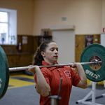 Надежда Ломова завоевала бронзу на чемпионате России в Грозном