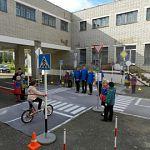 В Новгородском районе открылся мобильный автогородок