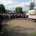 В Окуловском районе Новгородской области власти запретили проведение протестных митингов. Мест нет