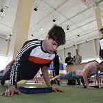 Новгородцы, желающие стать курсантами, смогут бесплатно заниматься физической подготовкой