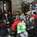 Группа беженцев с Украины прибыла в Новгородскую область