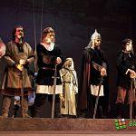 Новгородский театр погрузил зрителей в водоворот политических страстей IX века