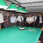 Спикер Думы Великого Новгорода победил на турнире по бильярду