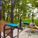 В 2015 году уличные тренажёры поставят в парке 30-летия Октября