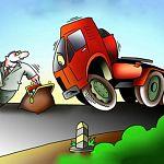 Депутат Дорошев предложил поднять налог для владельцев грузовиков