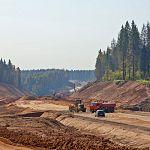 Поставщики песка строителям М-11 уходят от налога на добычу полезных ископаемых
