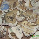 Студенты НовГУ помогают восстанавливать фрески Георгиевского собора