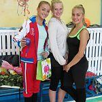 В Великом Новгороде поздравили чемпионку мира по художественной гимнастике