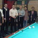 Новгородские депутаты снова провели бильярдный турнир