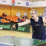 В Великом Новгороде стартовал турнир по настольному теннису среди инвалидов