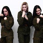 Мисс Великий Новгород-2011 занялась популяризацией российской армии