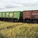 Новгородцы сообщают, что на Сырковском шоссе сошёл с рельсов вагон