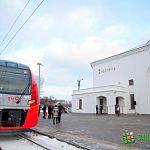 Ледяной дождь задержал «Ласточку» в Великом Новгороде более, чем на два часа