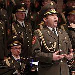 Сегодня в Великом Новгороде выступит ансамбль российской армии имени Александрова