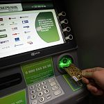 Проблемы терминалов «Сбербанка» связаны с ограблением банкомата в деревне Сырково