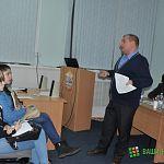 Историк Борис Ковалев провел открытый семинар о жизни и смерти колмовской психиатрической больницы