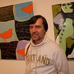 Картины новгородского художника Александра Олигерова выставлены в Лондоне