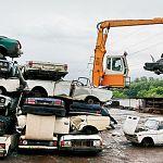 В Великом Новгороде обнаружили машину, сданную в утиль в Питере
