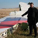 Максим Григорьев побывал на месте падения «Боинга» под Донецком