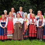 Новгородский фольклорный театр «Круговина» выступит в зале церковных соборов храма Христа Спасителя