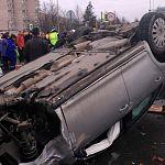 Машина сбила в Пушкине восемь студентов, пострадала и жительница Новгородской области