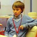 Новгородский шахматист стал вторым на детском турнире чемпионов в Сочи