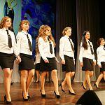 Самые красивые девушки служат в новгородской полиции