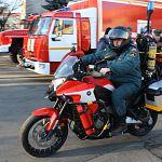 В новгородскую спецчасть МЧС поступили «Раптор» и «Кирасир»