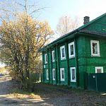В Окуловке Новгородской области сгорел дом казнённого на Украине героя Сопротивления