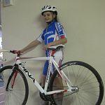 Петербургская спортшкола подарила новгородцам 10 трековых велосипедов