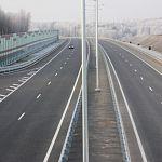 Открыт первый участок дороги М-11 в районе Вышнего Волочка