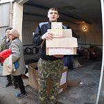 Галина Ярцева снова повезёт в Донбасс гуманитарный груз